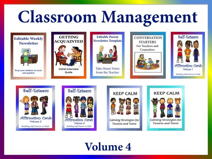 Classroom Management Volume 4