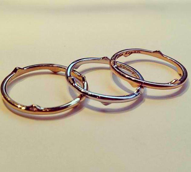 Pinterest Jordanslai Designer Engagement Ringswedding Bandsbrooklyntrends Wedding Rings