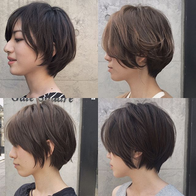 Short w/ little curl