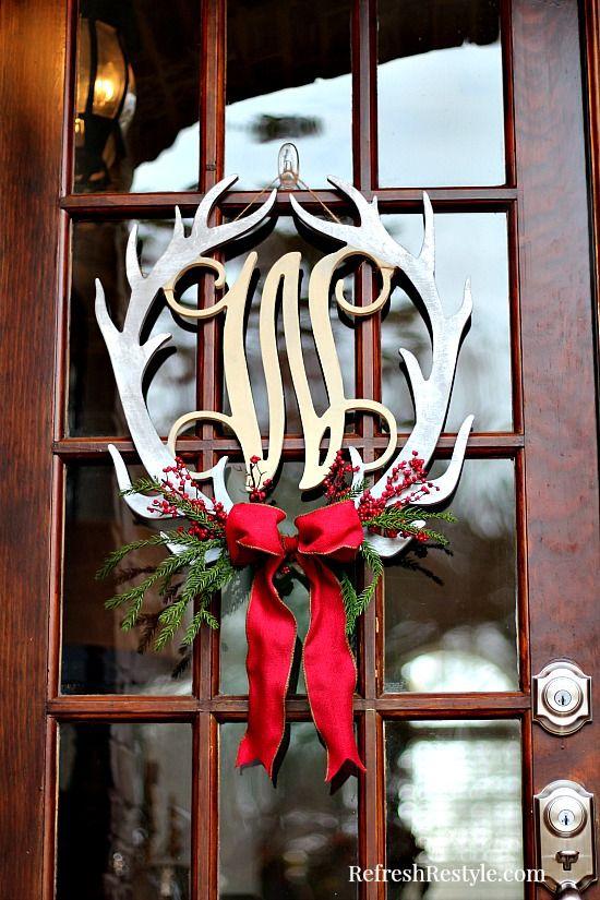 Budget Friendly Christmas Decor Ideas - Refresh Restyle