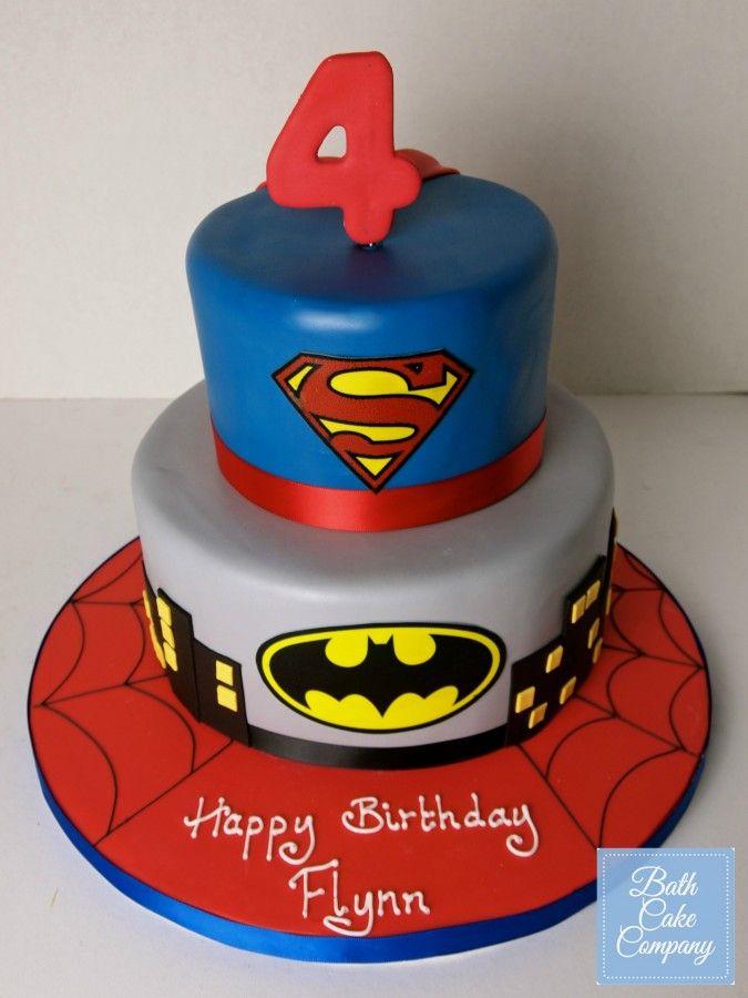 How To Make A Superhero Minion Cake