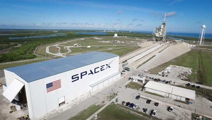 SpaceX cancela su lanzamiento en el ultimo minuto