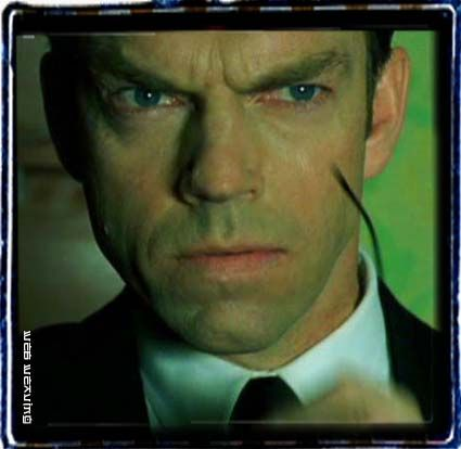 Hugo Weaving -- The Matrix, The Lord of the Rings, Captain  America