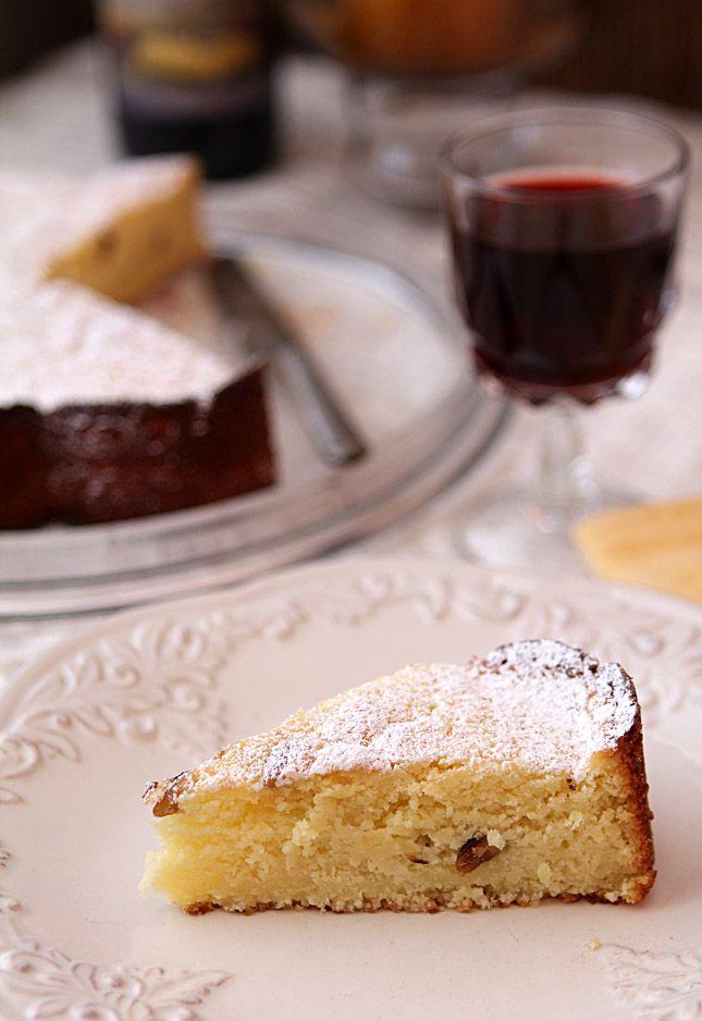 Wine Cake from The Tuscan Sun Cookbook — Creative Culinary - Food & Cocktail Recipes - Denver, Colorado