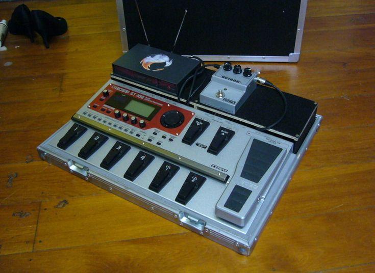 diy guitar pedal board pedals pinterest. Black Bedroom Furniture Sets. Home Design Ideas