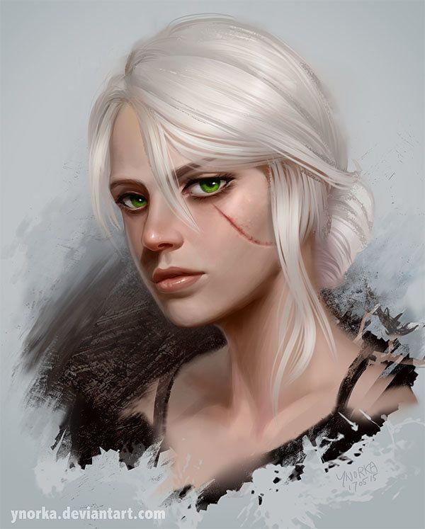 Ведьмак аватарка 3