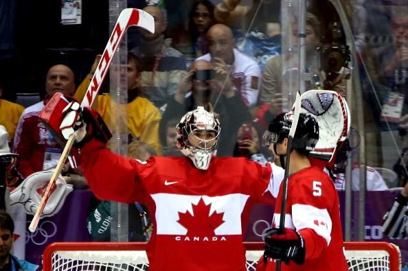 Carey Price most valuable of Olympic goalies
