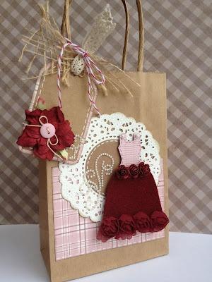 Margriet Creatief: Knutsel & Zo Vrijdag - Cadeautasje