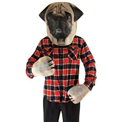 FREE SHIPPING AVAILABLE! Buy Pug Adult Animal Costume Kit at JCPenney.com today and enjoy great savings. Available Online Only!