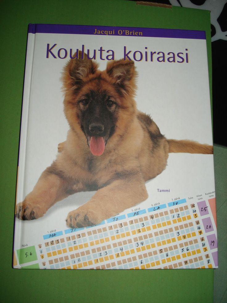 Kouluta koiraasi 4 euroa