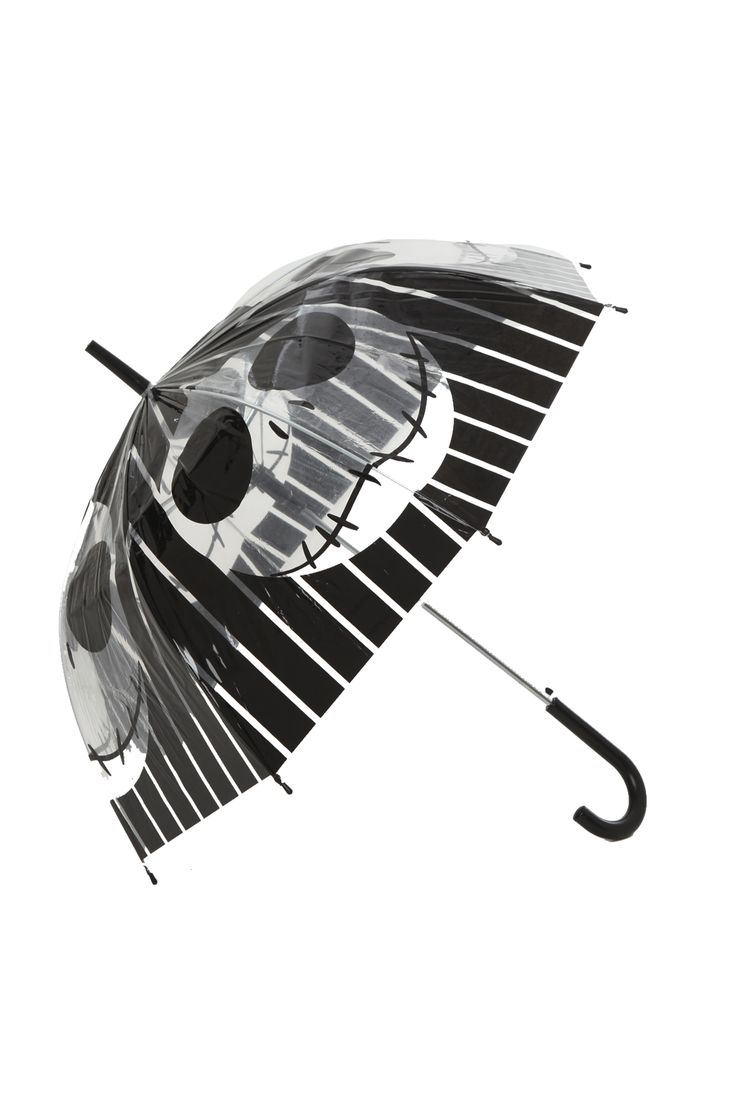 The Nightmare Before Christmas Jack Bubble Umbrella | Hot Topic