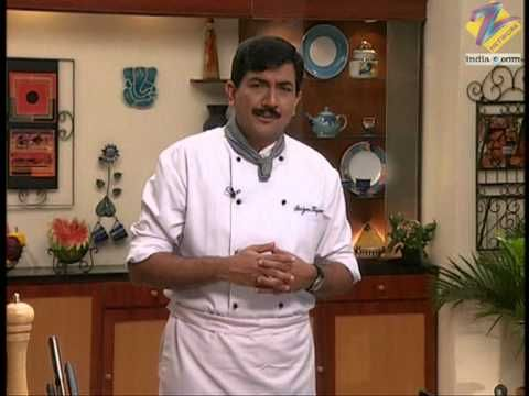 """Chef Sanjeev Kapoor demonstrates preparation of the following """"Sizzler"""" recipes: 1) Vegetable Sizzler with Paneer Tikki 2) Chicken Sizzler with Saffron Rice"""