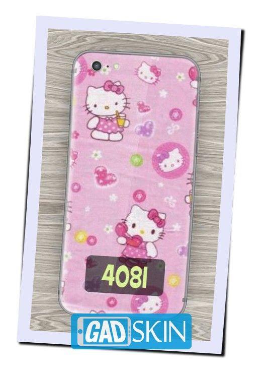 http://ift.tt/2cEaa4J - Gambar Hello Kitty on Phone ini dapat digunakan untuk garskin semua tipe hape yang ada di daftar pola gadskin.