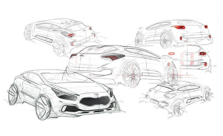 29 best car sketches images on pinterest