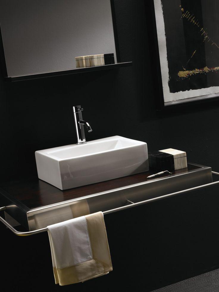 M s de 25 ideas incre bles sobre lavabo mini en pinterest for Embellecedor rebosadero lavabo