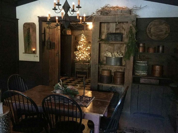 1000 ideas about primitive dining rooms on pinterest