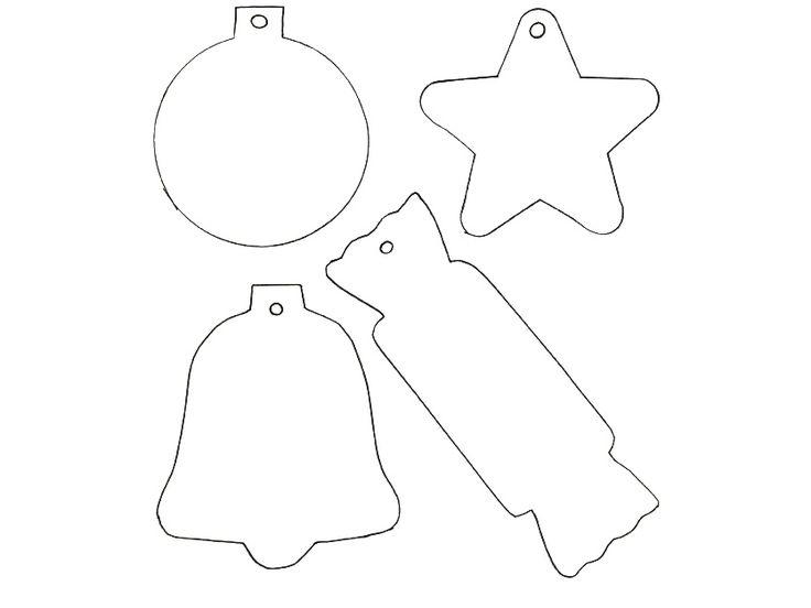 Vánočnídárky jsou obvykle krásně zabalené. Jak ale zajistit, aby se dárky nepopletly a každý dostal ten správný? Vytiskněte si(nejlépe na barevné tiskárně či vymalujte) vánoční jmenovky na dárky. Děti mohou vystřihovat již hotové barevné jmenovky…