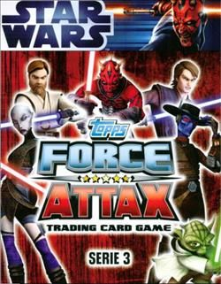 Star Wars Force Attax Series 3
