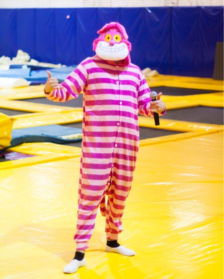 💥 В выходные у нас на Ночи батутов, воздушных полотен и балансбордов пройдет грандиозная костюмированная пижамная вечеринка - пре-пати Нового года! Возможно это будет последняя ночь батутов в этом году! Не пропусти) Бери свою самую яркую и крутую пижаму и приходи!💣 💥 Прыгай безлимитно по цене дневного занятия! 👉 Что будет: 4 инструктора в зале: Обучение Батутам, Воздушным полотнам и Балансбордам! Мастер-классы, Разминка. Супер-эстафета за ценные призы от наших партнеров, много музыки…