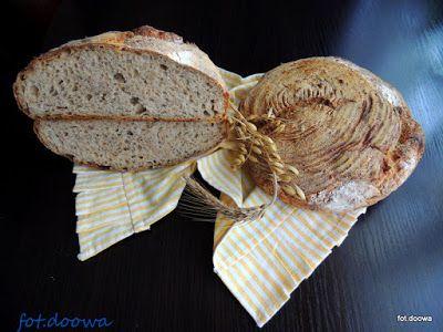 Moje Małe Czarowanie: Chleb na dzikich drożdżach z wody zakwasowej cytry...