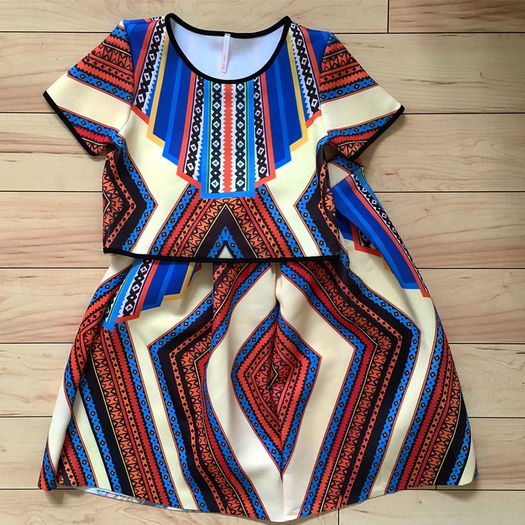 Aztec Two Piece Set