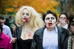 Preparedness 101: Zombie Apocalypse - If you are generally well equipped to deal with a zombie apocalypse you will be prepared for a hurricane, pandemic, earthquake, or terrorist attack.