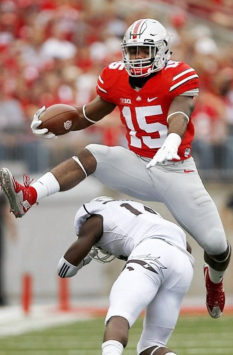 "Ezekiel "" Zeke "" Elliott #15 } **** Ohio State Football #GoBucks"