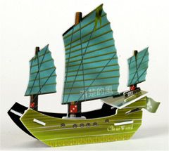 PotSCS 011 - Jade rebel ship Clear Wind