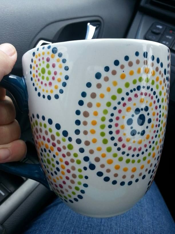 1000 Ideas About Painted Coffee Mugs On Pinterest