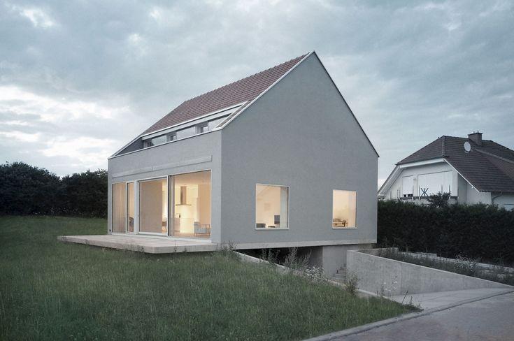 Bayer & Strobel Architekten | Wohnhaus P