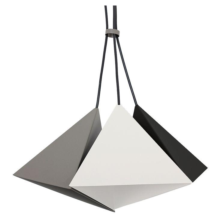 SET 3 zwis - Lampy Luminex sklep fabryczny