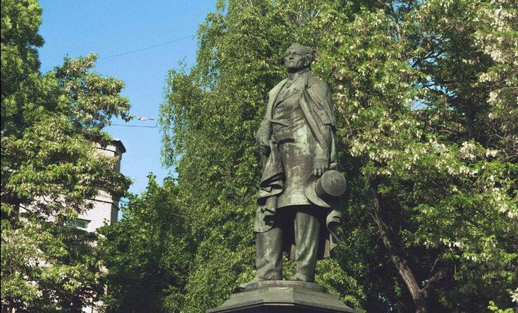 Пушкин и Тютчев - Ситуация   Ремарка.city