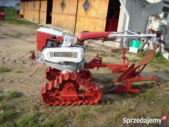 Honda on pinterest for Garden machinery for sale