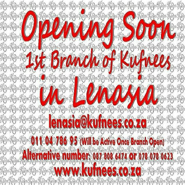 1st Branch of kufnees opening soon