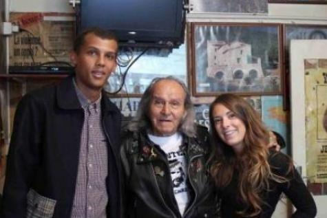 Père Guy Gilbert sur le mariage de Stromae: «C'est un des plus beaux mariages que j'ai bénis». - soirmag.be