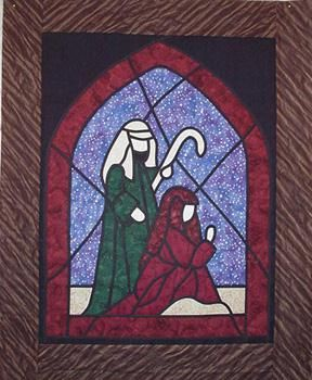 The Shepherds Stained Glass Kit