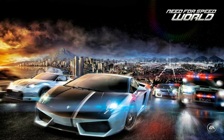 Need For Speed World HD Images - HD Wallpapers Blog
