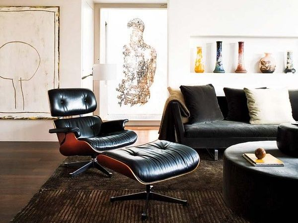 Sessel Eames 32 best eames lounge chair einrichtungsideen images on