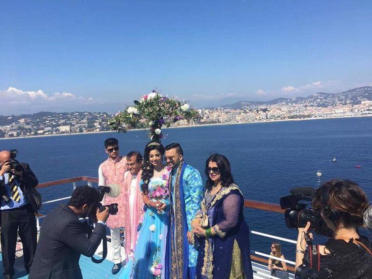 Il matrimonio indiano dell'anno a bordo di Costa Fascinosa: il foto album della fiaba | Dream Blog Cruise Magazine