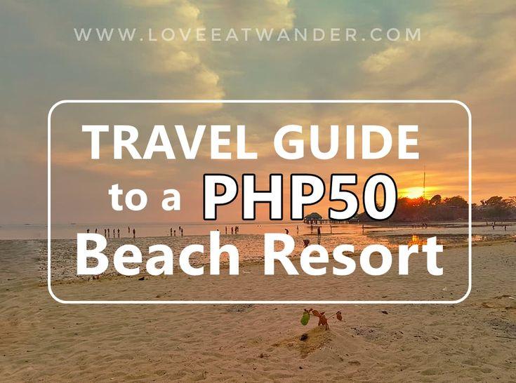 Manuel Uy Beach Resort Travel Guide – Calatagan, Batangas