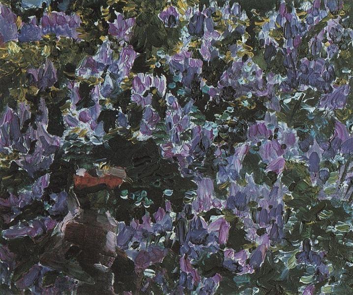 Lilacs,+1900+-+Mikhail+Vrubel
