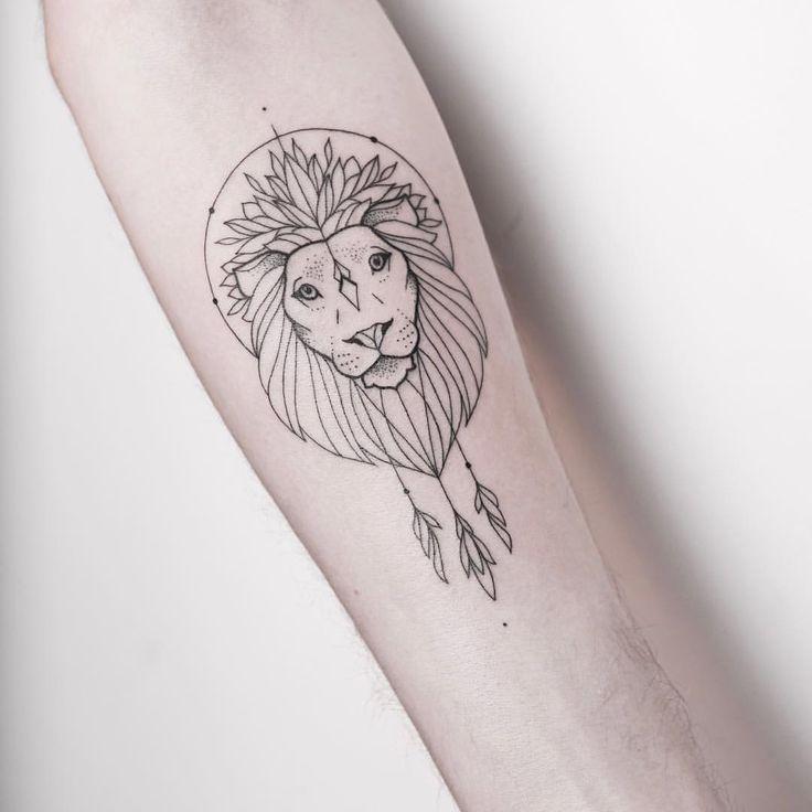 """Gefällt 4,684 Mal, 38 Kommentare - Melina Wendlandt (@xoxotattoo) auf Instagram: """"Love my lions. ✣ CHECK OUT MY STUDIO @vadersdye ✣"""""""