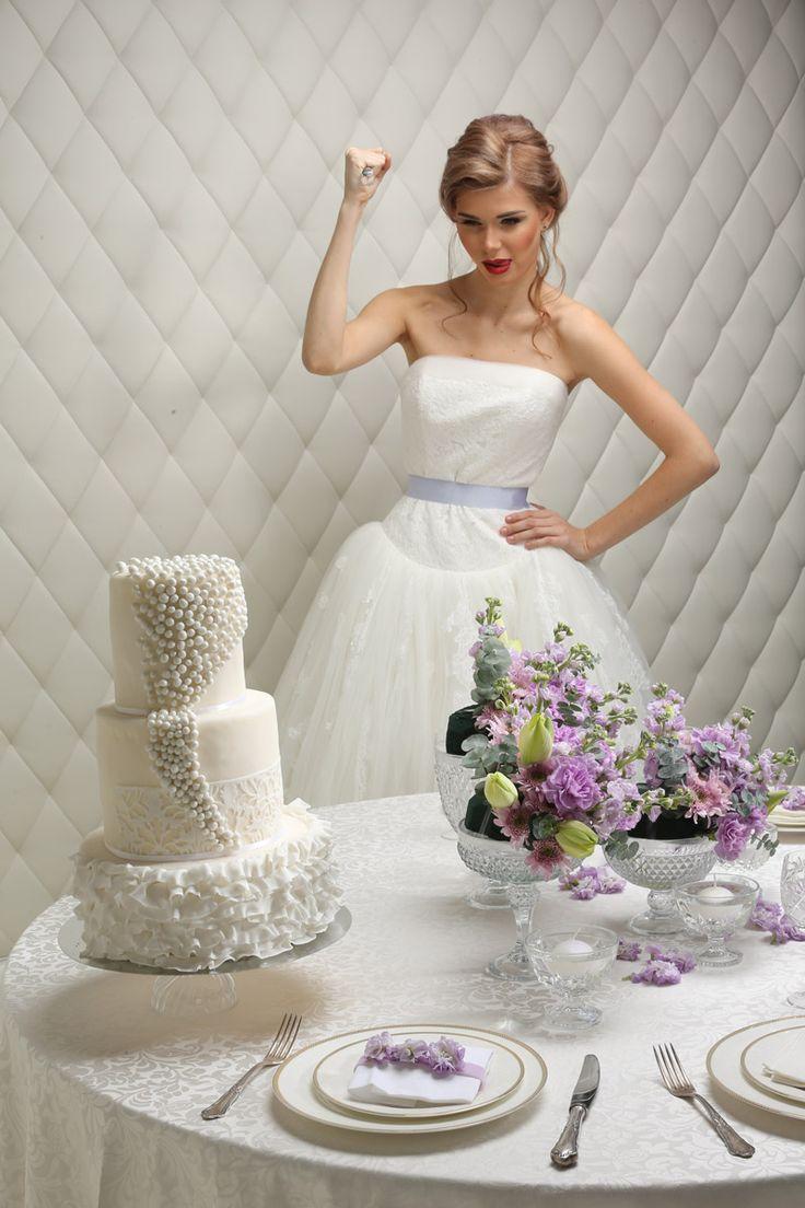 Торт, как платье. Платье, как торт
