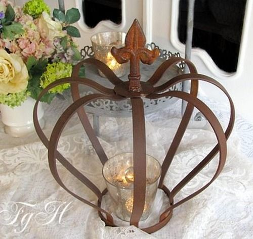 Pin By Karen Crawn On Home Decor: 1000+ Images About Rusty Crown... On Pinterest