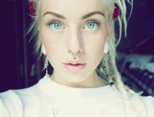 (66) medusa piercing | Tumblr