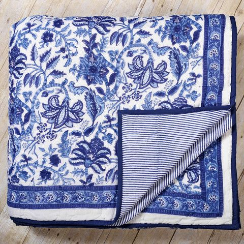 courtney block products mela baby barton print indigo blankets roam fan quilt