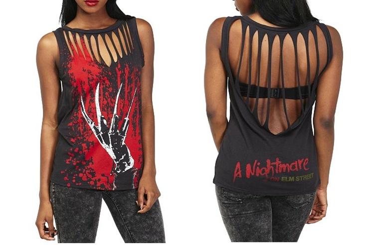 (I own this shirt ^.^) Freddy Krueger, A Nightmare on Elm Street, Shirt, Tshirt, awesome