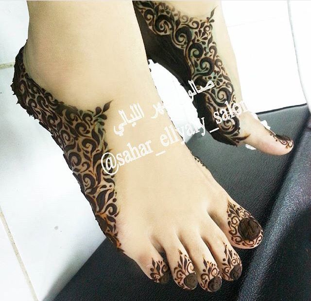 Henna Tattoo #MehendiMandalaArt