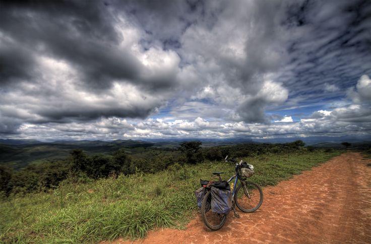 Estrada Real - Brazil.