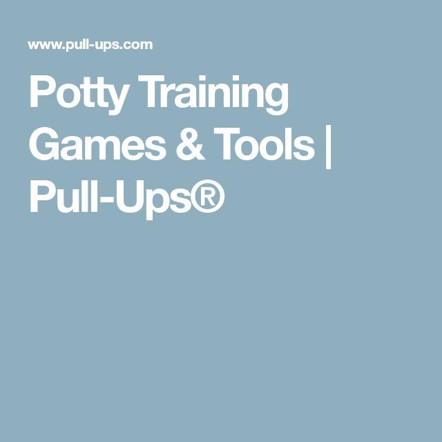 Potty Training Games & Tools | Pull-Ups®